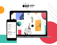 Nabta - Website Concept