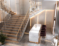 Stairs design in kSA
