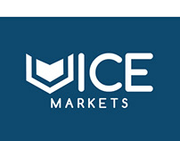 Vice Markets Logo Design