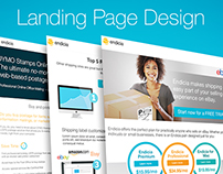 Landing Pages and Advertisements UX/UI