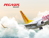 Pegasus Airlines / Mother's Day
