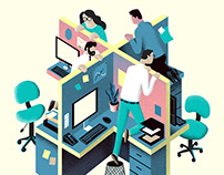 Harvard Business Review / OnPoint Illustration Series