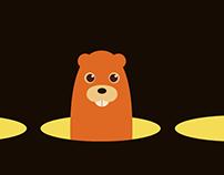 Whack A Mole - Animated Gif