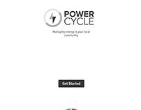 Power Cycle - Energy App