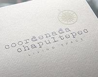 Coordenada Chapultepec / Living Space