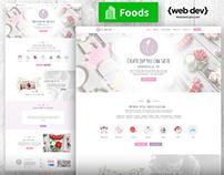 The Cookie Coop Redesign by {web Lakeland}