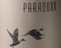 Paraduxx (Duckhorn Wine Company) Packaging/Logo Design