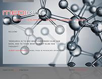 Site Web, MediKL, division américaine de Genepharm Grou