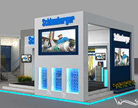 Schlumberger Booth Final