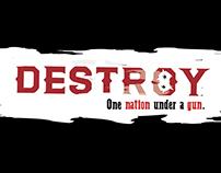 Destroy Western Storybook