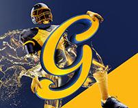 Guru Sports Bar / Redesign Branding