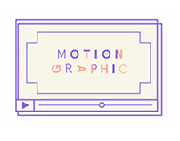 Motion Graphic re-imagined