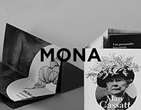 MONA BISMARK / Edition & Identité
