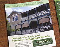 Ashwood Bamboo Blinds