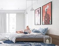 Light Bedroom Project