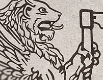 TESLYA woodworking company rebranding