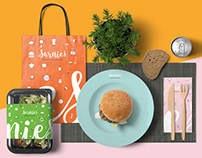 Sarnies - Sandwiches & Salad Bar