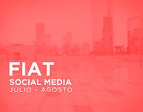 FIAT - Social Media