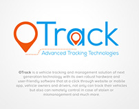 OTrack is an easy vehicle tracking software.