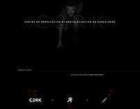 C2RK - logo - ergonomic brussels based creative agency