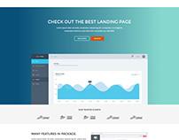 Piecia - HTML Landingpage Template by PeElOne