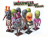 UNDERWEAR MUTANT PARADE by Emilio Subirá