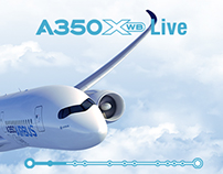 Social Network for Airbus A350