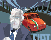 """Gianni Agnelli """"L'Avvocato"""""""