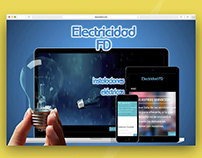 Electricidad FD | Diseño Web