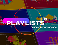 Illustrated Playlists