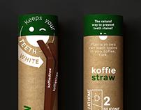 Koffiestraw Packaging