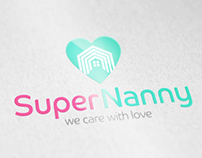 Super Nanny - Logo Design