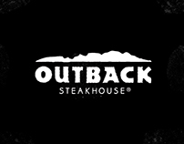 Wall Illustration - Outback Steakhouse