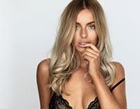 Belle Reid // Andy Broadbent - Fashion Makeup