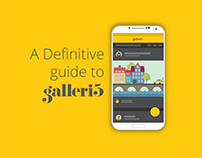 Galleri5 - A Definitive Guide - inforgraphic