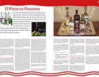 Articulo del pisco Peruano-Revista