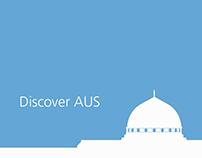 AUS Undergraduate Admissions Prospectus  2017–2018