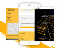 OroEfectivo - Diseño Web