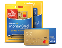 Walmart MoneyCard Package Redesign