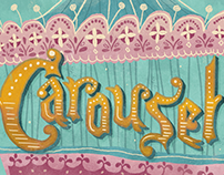 Carousel Photoshop Brush Collection