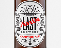 Last Frontier Brewery - Branding & Packaging Design