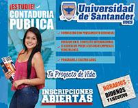 Universidad de Santander sede  Cúcuta