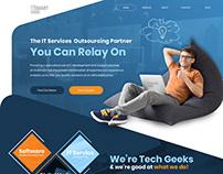 Web UI Design for Outsmart Hub - New Zealand