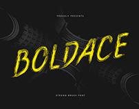 BOLDACE - FREE FONT