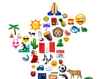 Perú Emoji