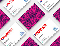 KFanshop | Brand Identity Design
