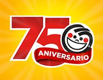 Sabritas 75th Anniversary