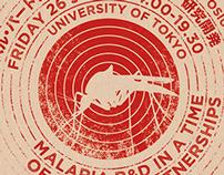 Malaria Symposium in Japan