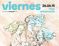 Revista Viernes / 26.06.15