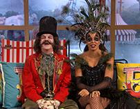 ITV Daytime Halloween Branding 2018
